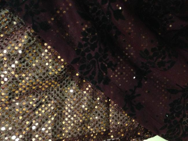 Rampage Prom Party Long Sequin Dress Image 3