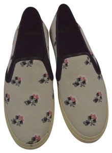 Coach Slip Ons Sneakers Floral Athletic