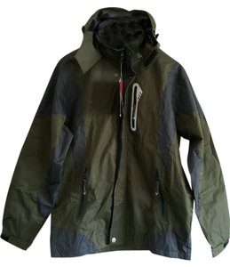 Can Torp Green Jacket