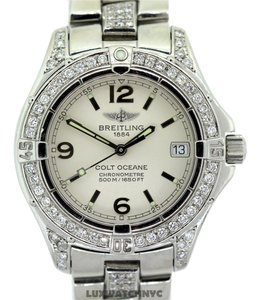 Breitling LADIES BREITLING COLT OCEANE DIAMOND WATCH