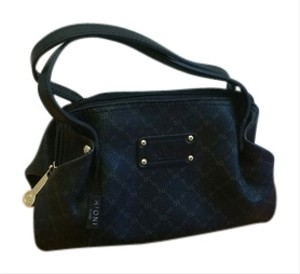 Rioni Tote in Black and Gold