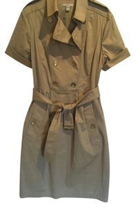 Burberry Trench Classic Dress