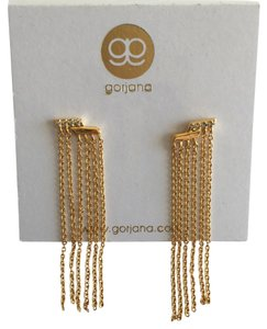 Gorjana Gorjana Thread Drop Earrings