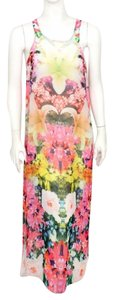 Multi Floral Maxi Dress by Echo Designer Beach