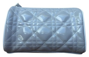 Dior Dior Grey Quilted Cosmetics Case