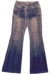 Dolce&Gabbana Boot Cut Jeans-Distressed