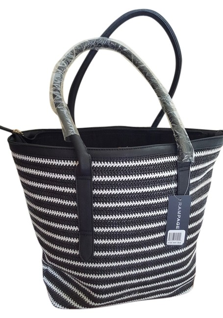 Item - Beach Black and White Tote