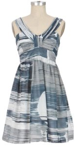 Anthropologie short dress Stormy Seascape on Tradesy