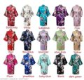 Assorted Lot Of 6 Robes Colors Image 1