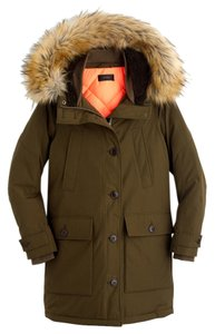 J.Crew Parka Water-repellant Coat