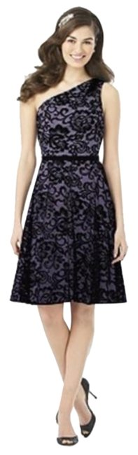 Item - Smashing / Black 8141 Mid-length Night Out Dress Size 12 (L)
