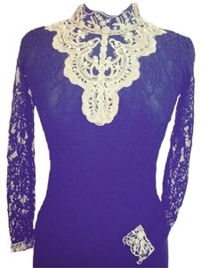 Other Lace Top Black