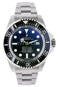 Rolex Rolex Sea-Dweller Deepsea D-Blue Dial Stainless Steel Watch 116660