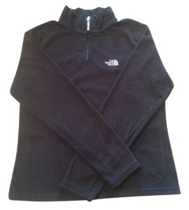 The North Face The North Face Black Long Sleeve TKA 100 Top