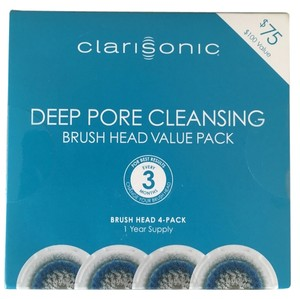 Clarisonic deep pore cleansing 4-pack