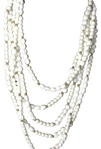 Creative designs by appealingladySALE Price White Beaded Necklace