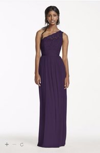 David's Bridal Lapis F17063 Dress