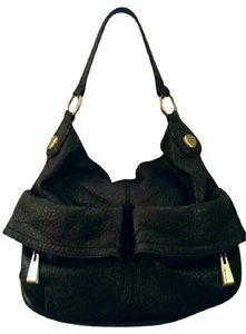 Cynthia Rowley Large Leather Leather Hobo Bag