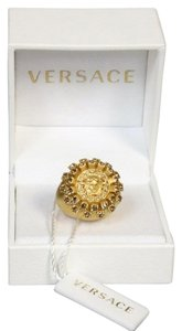 Versace VERSACE Limited Edition Rare Medusa Head With Diamonds Detail sz 20