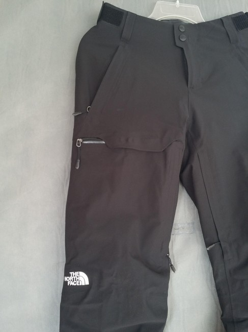 The North Face Athletic Pants Black