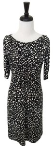 Suzi Chin short dress Black and White Maggy Boutique on Tradesy