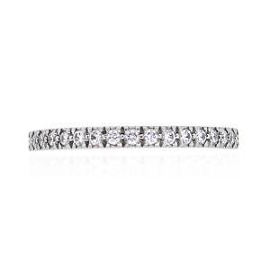 Tiffany & Co. Tiffany & Co. Platinum 0.32ctw Diamond Wedding Band