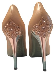 Marciano Gold/Silver Pumps