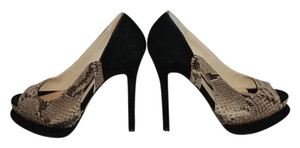 Alexandre Birman Gray Pumps