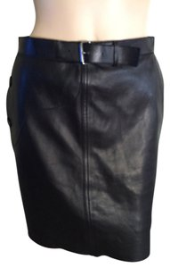Longchamp Skirt Black