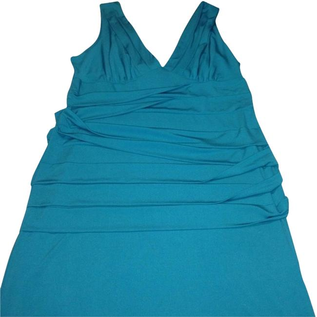 Preload https://img-static.tradesy.com/item/1476225/torrid-teal-bandage-which-equals-2628-above-knee-night-out-dress-size-26-plus-3x-0-1-650-650.jpg