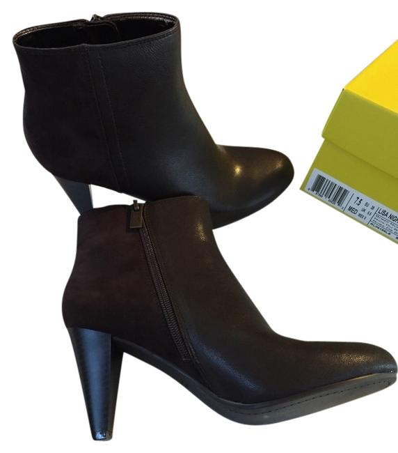 Kenneth Cole Reaction Brazil Nut Lisa Night Le Boots/Booties Size US 7.5 Regular (M, B) Kenneth Cole Reaction Brazil Nut Lisa Night Le Boots/Booties Size US 7.5 Regular (M, B) Image 1