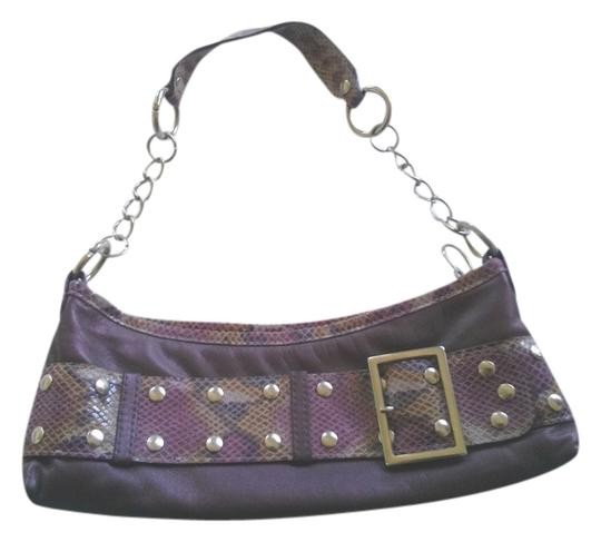 Preload https://item4.tradesy.com/images/bag-purple-and-multi-leather-baguette-1476258-0-0.jpg?width=440&height=440