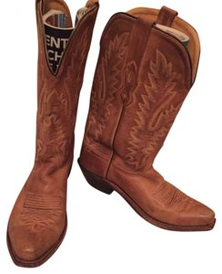 Old West Brown Boots