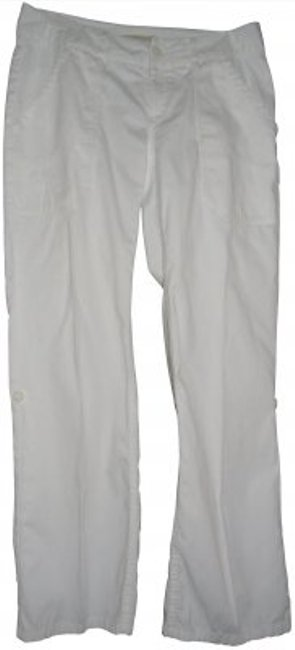 Michael Kors Casual Relaxed Pants White