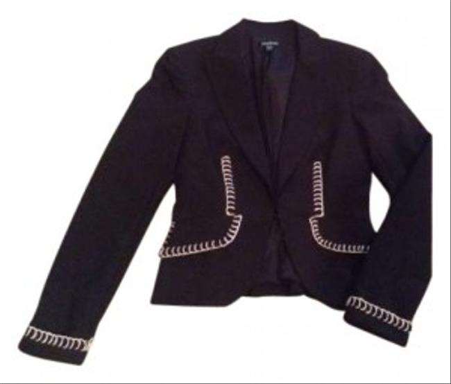 Preload https://item1.tradesy.com/images/bebe-bleck-blazer-size-6-s-147640-0-0.jpg?width=400&height=650