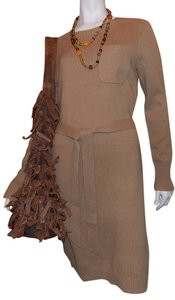 pippa middleton short dress Light Brown on Tradesy
