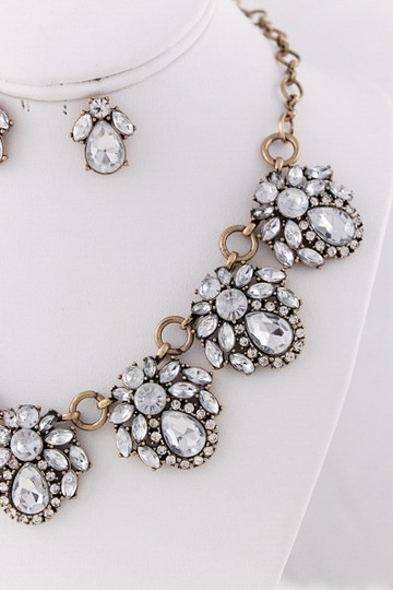 Other High Quality Statement Necklace Set