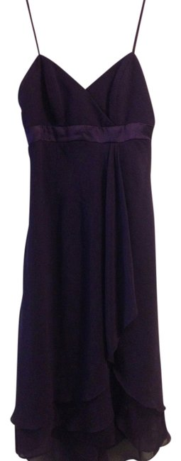 Alfred Angelo Bridal Bridesmaid Empire Waist Flowy Versatile Dress