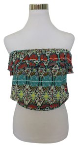 Poetry Bohemian Festival Tube Top