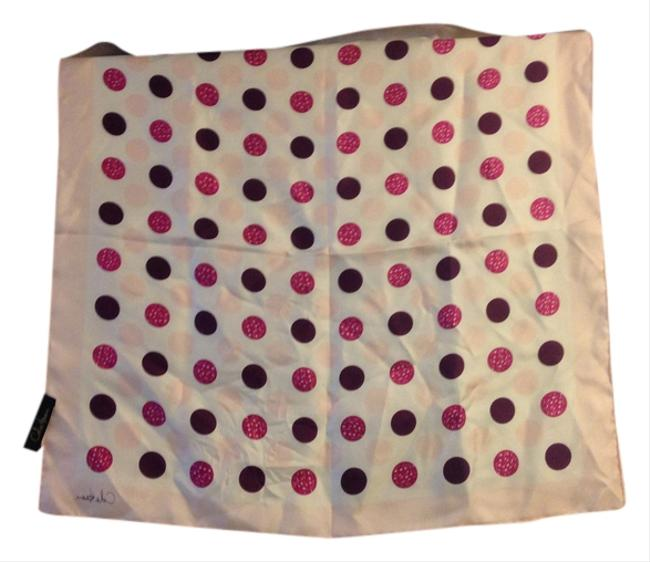 Item - Pink and Purple Pocket Square Scarf/Wrap