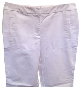 Chico's Straight Pants White