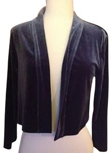 Calvin Klein Professional Velvet Formal Shrug Cardigan