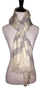 J.Crew J.Crew Striped Wool Scarf