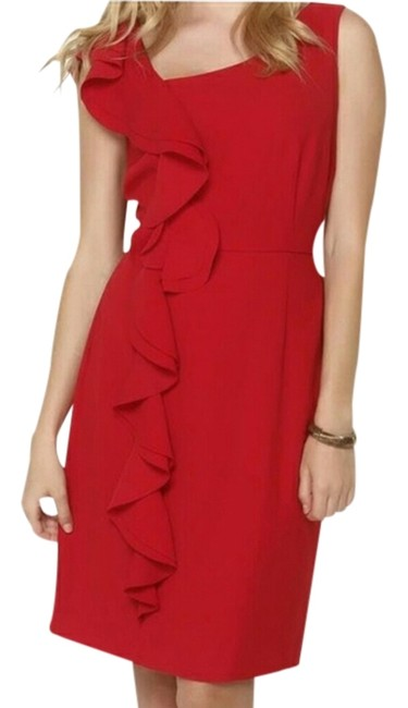 Preload https://img-static.tradesy.com/item/1476635/fashionette-style-boutique-red-jj-ruffle-accent-knee-length-workoffice-dress-size-16-xl-plus-0x-0-0-650-650.jpg