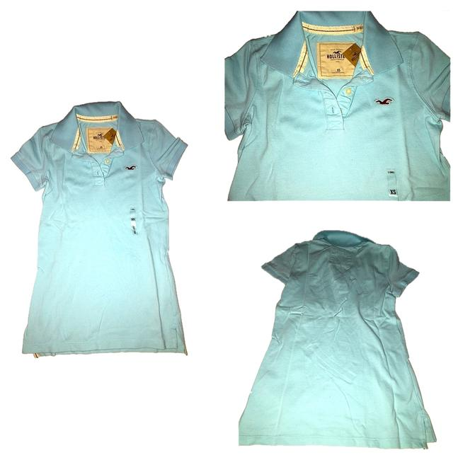 Preload https://img-static.tradesy.com/item/1476659/hollister-baby-blue-tee-shirt-size-0-xs-0-0-650-650.jpg