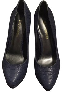 Enzo Angiolini Dark blue Platforms