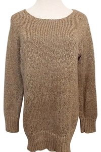 H&M Chunky Size 12 Marled Knit Sweater