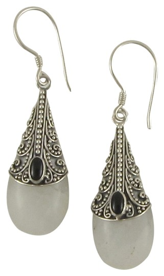 Preload https://item5.tradesy.com/images/island-silversmith-island-silversmith-925-sterling-silver-white-quartz-drop-earrings-w-onyx-accents-0701x-free-shipping-1476729-0-0.jpg?width=440&height=440
