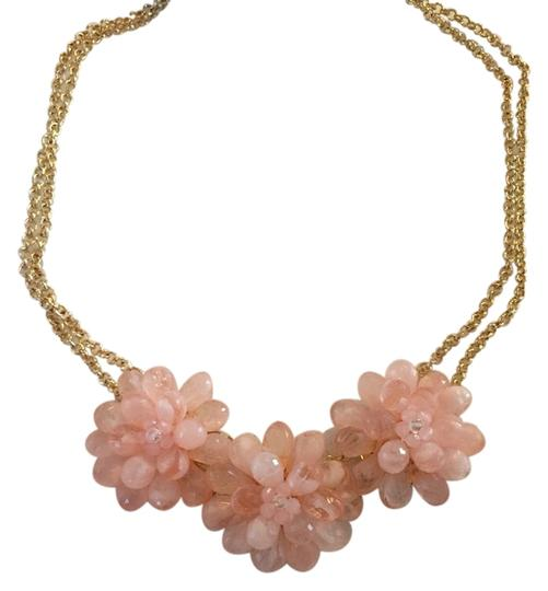 Preload https://img-static.tradesy.com/item/1476745/apt-9-gold-with-pink-flowers-necklace-0-0-540-540.jpg