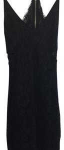 Tobi short dress Black on Tradesy
